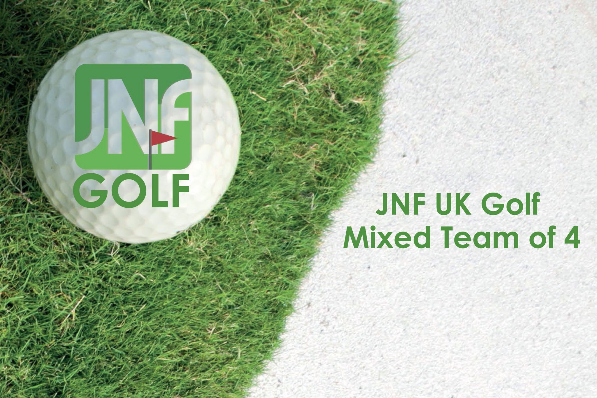 JNF Golf Mixed Team of 4