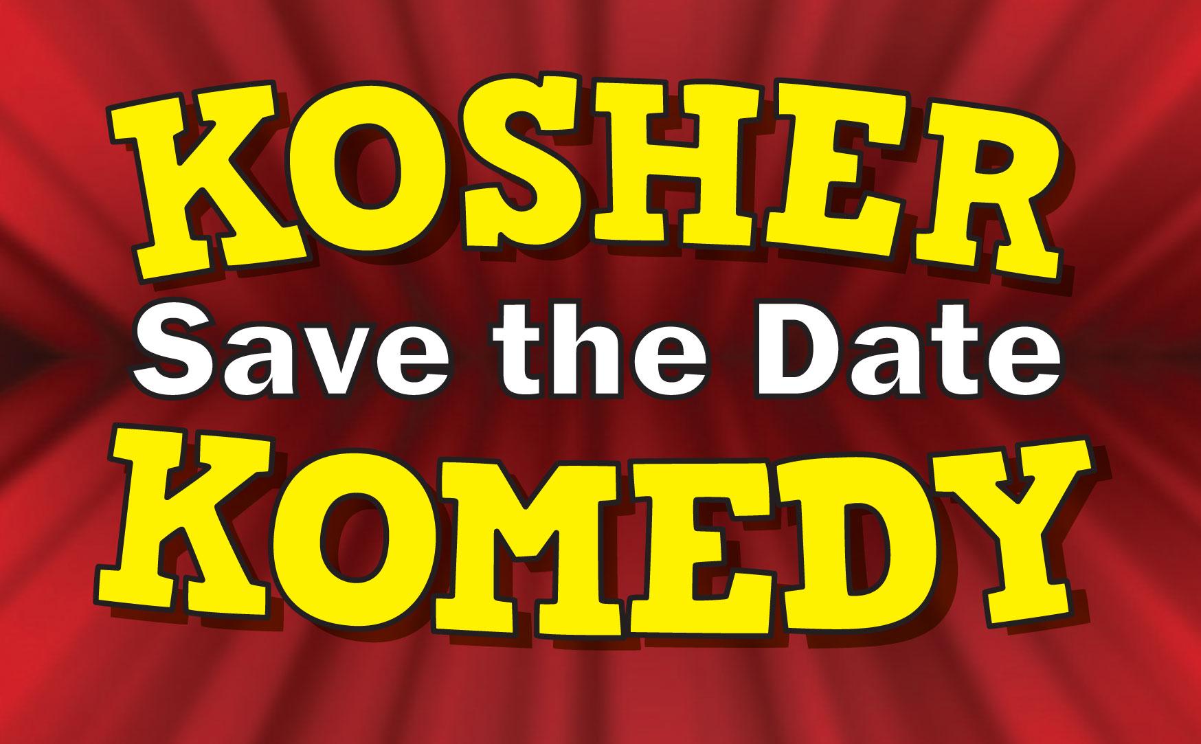 Kosher Komedy
