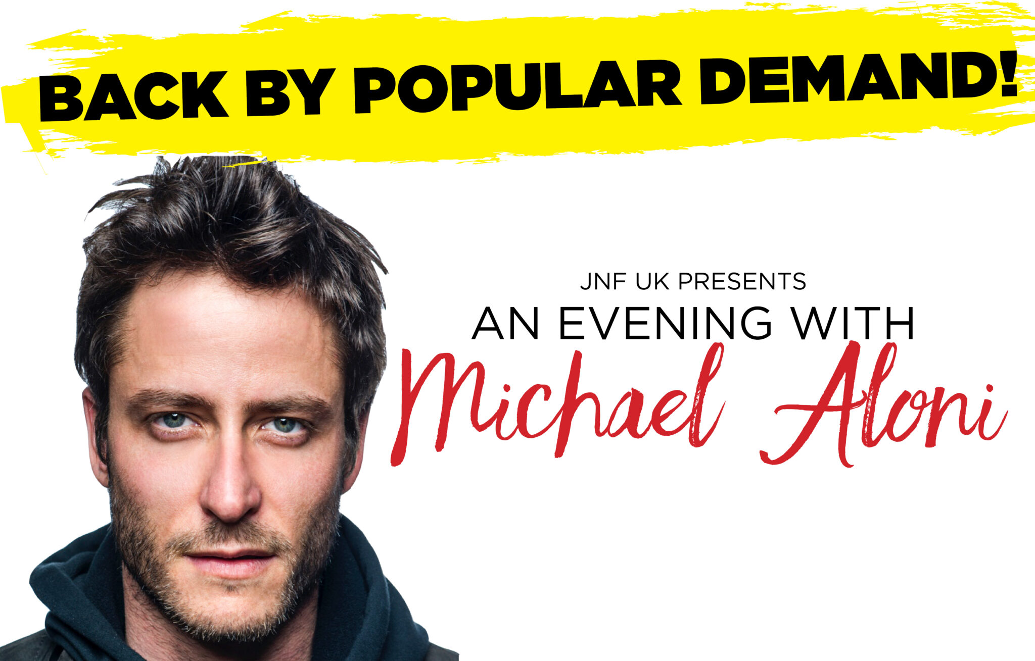 An Evening with Michael Aloni
